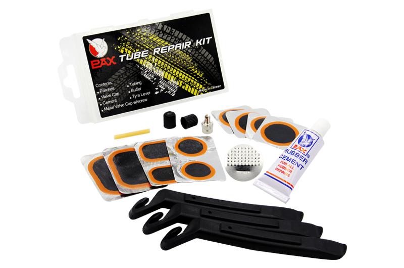 12 pcs Box with rubber solution 7 cc PAX puncture kit